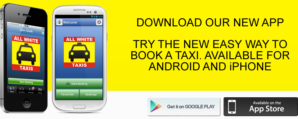 try our new mobile app for booking taxis in southport